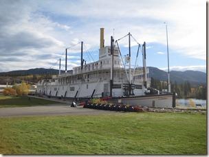SS Klondike sternwheeler