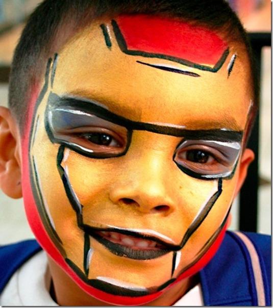 maquillaje de iron man (27)