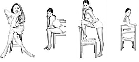 poziţii de facut poze  fete