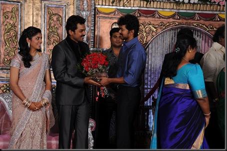 karthi ranjini wedding reception2