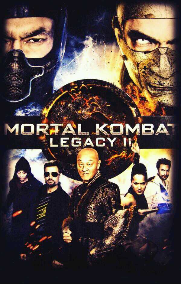 Machinima   Machinima com  September 12  2013Mortal Kombat Legacy Season 2 Poster