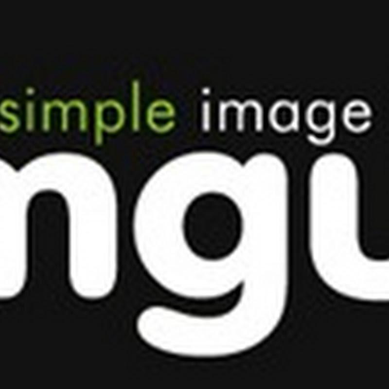 imgur.com 可以上傳動態圖gif 的免費圖片空間,又可外連