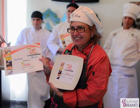 Zoraida Barrrios Directora de Laurus Fotgrafo: Luis E. Blanco