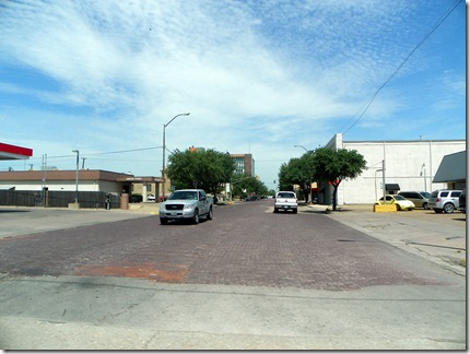 Main Street, Corsicana, TX