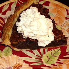 Chocolate Pecan Pie I