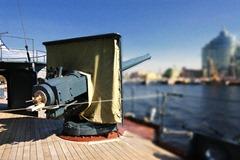 Battleship-Guns