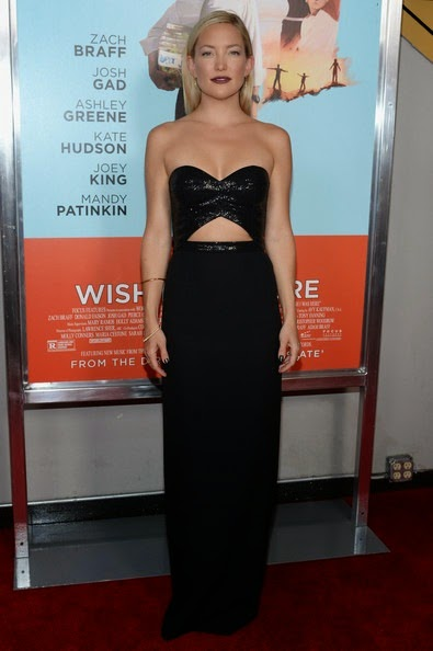 Kate Hudson Wish Screening NYC