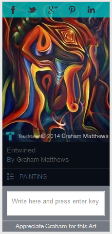 graham matthews entwined