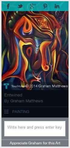 graham matthews entwined