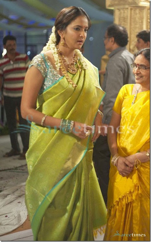Lakshmi_Prasanna_Green_Traditional_Saree