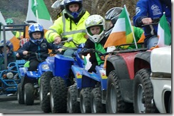 parade little quadbikes