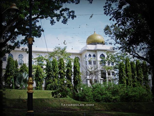 Istana Iskandariah