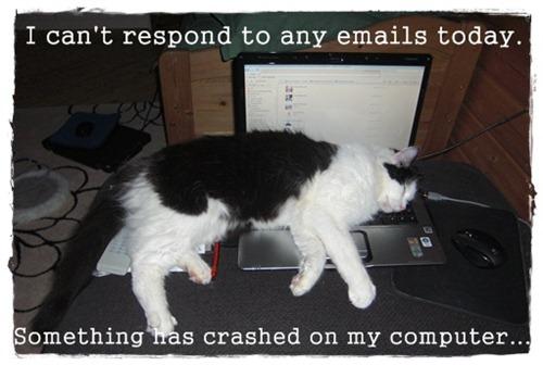 email crash