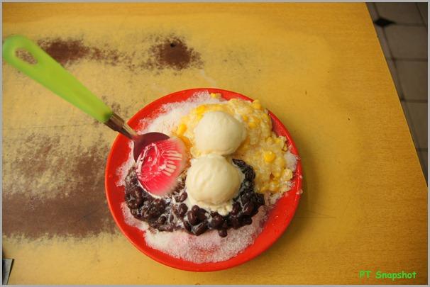 格成榴莲冰淇淋