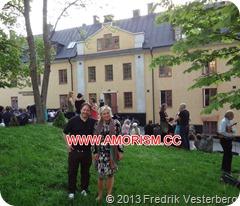 DSC07406.JPG Amorism Mikael och Victoria Skeppsholmens folkhögskola. Med amorism