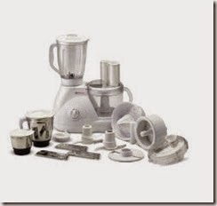 Amazon ; Buy Bajaj FX11 Food Processor at Rs. 3605 only