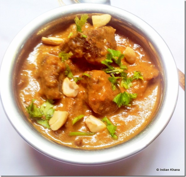 Mughlai ghost masala recipe hyderabadi