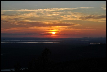 06e - Sunset - from pulloff -
