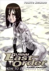 P00017 - Gunnm Last Order Tomo #17