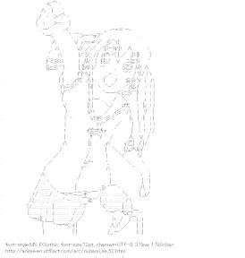 [AA]Minami Kana (Minami-ke)
