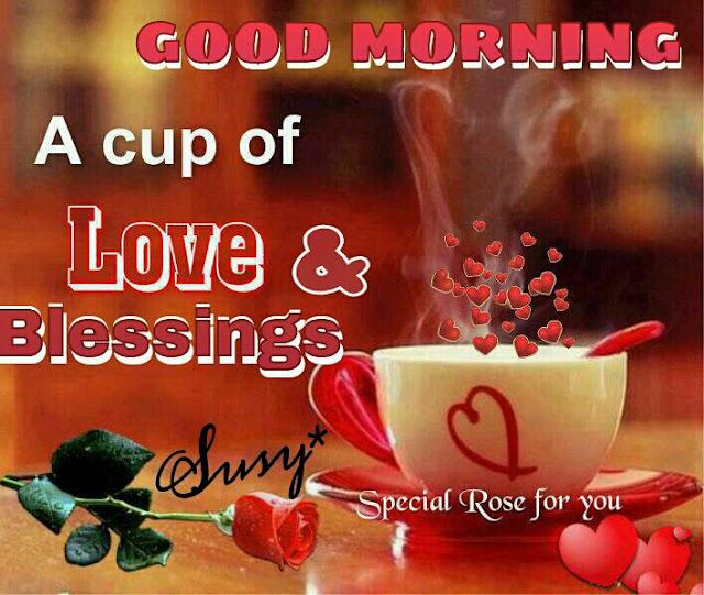 Good Morning Mi Amor Images : Dilo con flores y tarjetas good morning