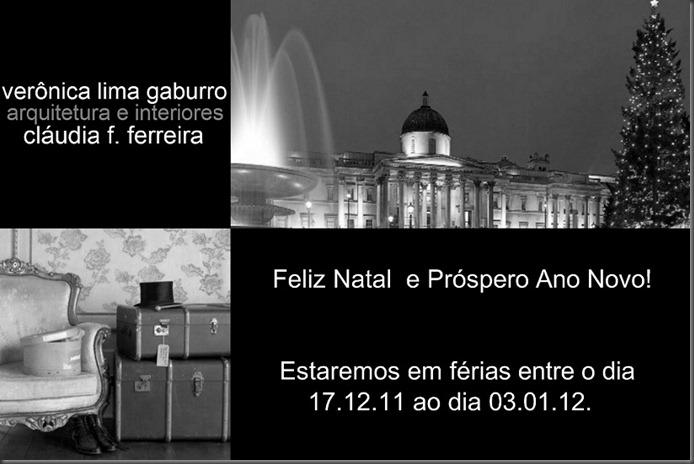 Mensagem das Arquitetas Verônica Lima Gaburro e Cláudia F. Ferreira -Model