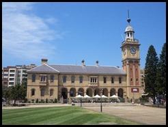 Australia, Newcastle, Old Customs House, December 2012 (1)