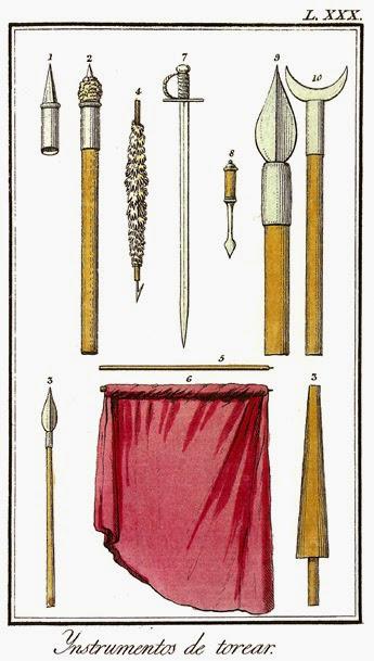 Tauromaquia de Pepe-Hillo (1804) Lámina XXX