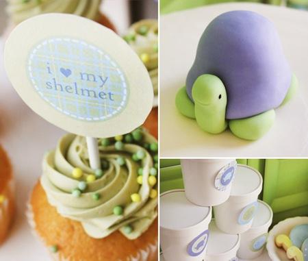 Semplicemente Perfetto fondant-turtle-cake-topper 03