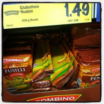 Glutenfreie Nudeln