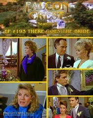 Falcon Crest_#193_There Goes The Bride