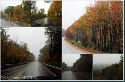 rainy day collage1014