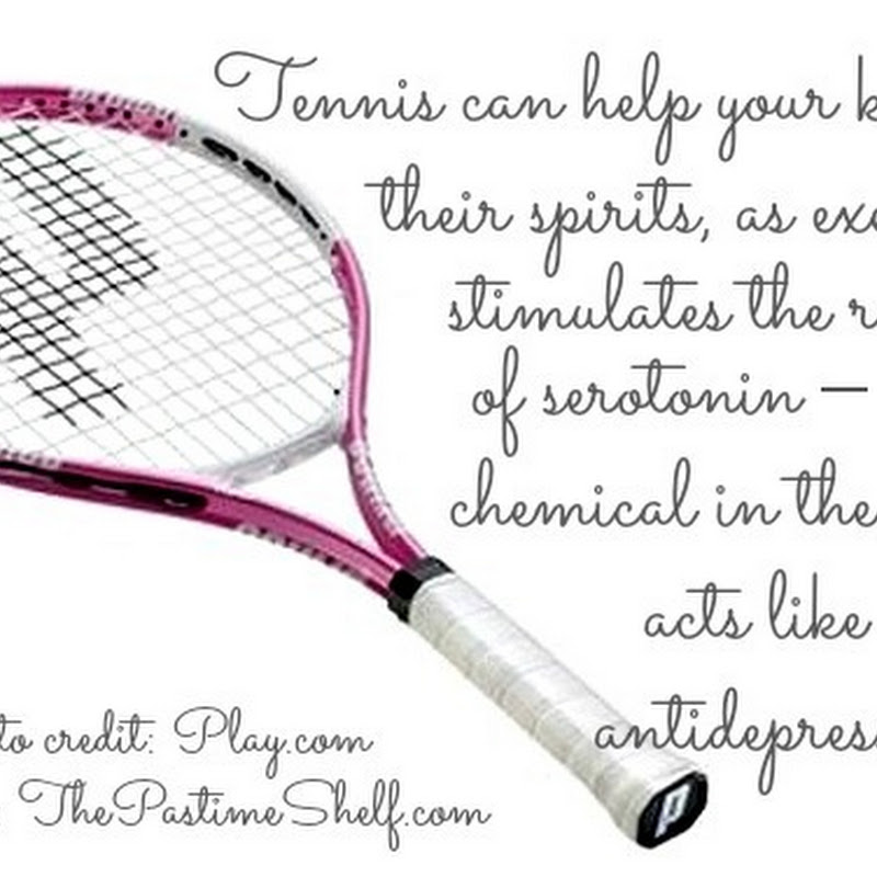 4 Amazing Health Benefits of Playing Tennis&#8230;