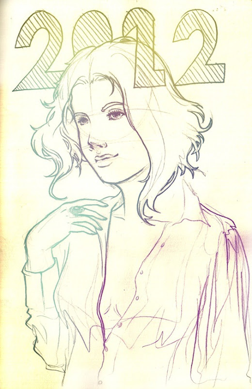 Sketch do dia 2012