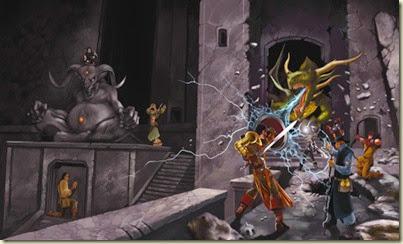 Castles & Crusades kickstarter