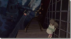 Spirited Away Scary Steps