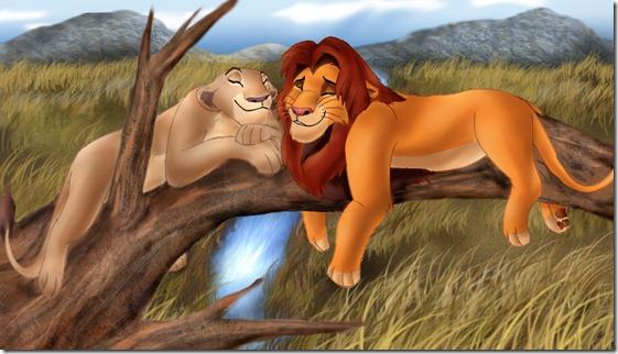 El Rey León,The Lion King,Simba (23)