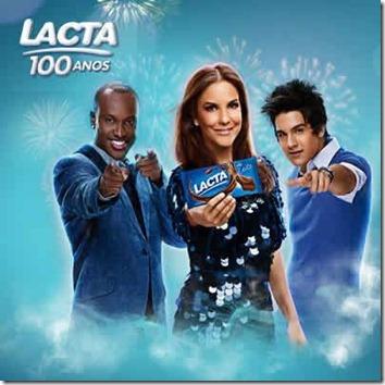 Como participar da Promoção LACTA 100 Anos