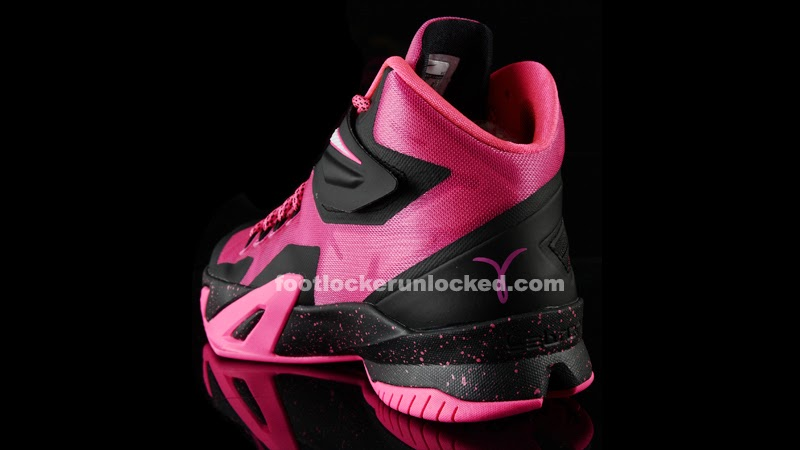 b13bc973b2e ... low cost release reminder nike zoom lebron soldier 8 8220think pink8221  eacfe 726e3