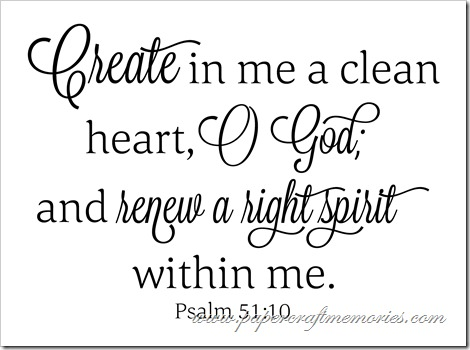 Psalm 51:10 WORDart by Karen for WAW for personal use