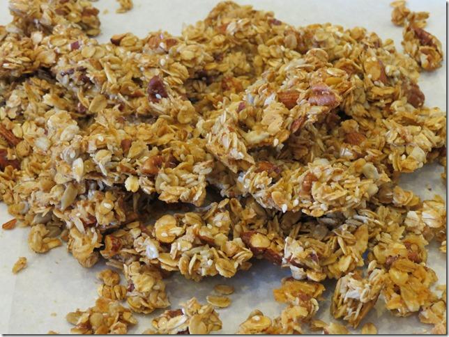 Crazy Nutty Gluten Free Granola 3