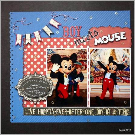 4 Boy Meets Mouse