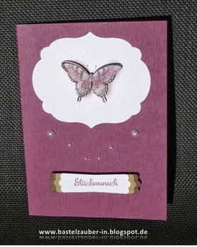 3D-Schmetterling-fertig