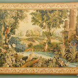 Gobelin 9147, Verdure aux oiseaux, 150x200cm
