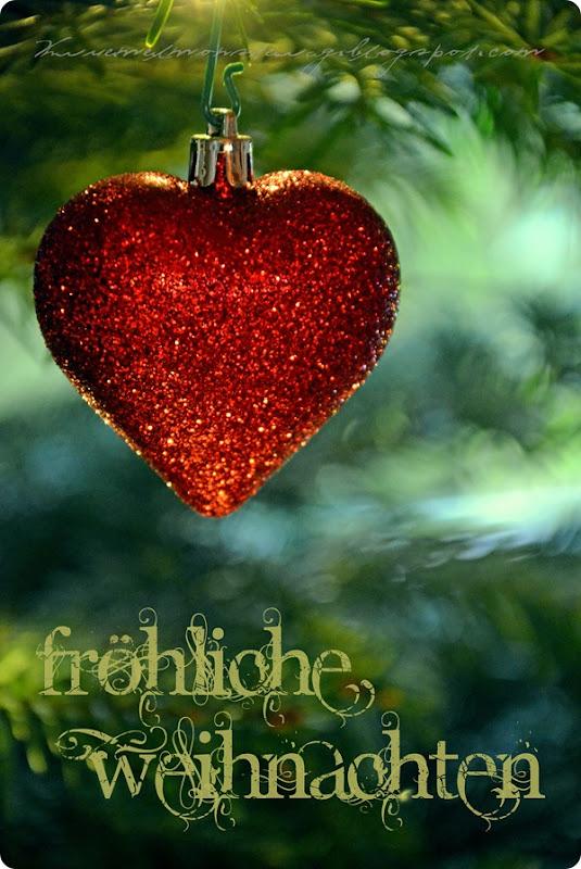 Fröhliche Weihnachten 20elf
