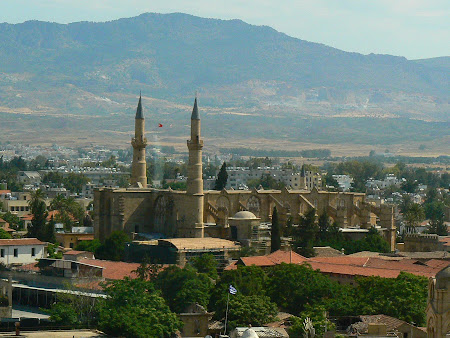 Things to see in Nicosia: Selimye