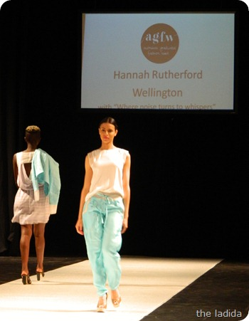 Hannah Rutherford - AGFW Fashion Show (2)