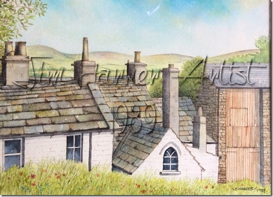 Alston watercolour