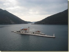 Church of the Lady of the  Rock - Bay of Kotor (Small)