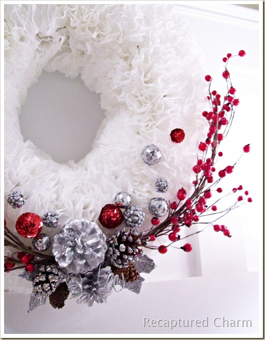 Coffee Filter Christmas Wreath2 013b